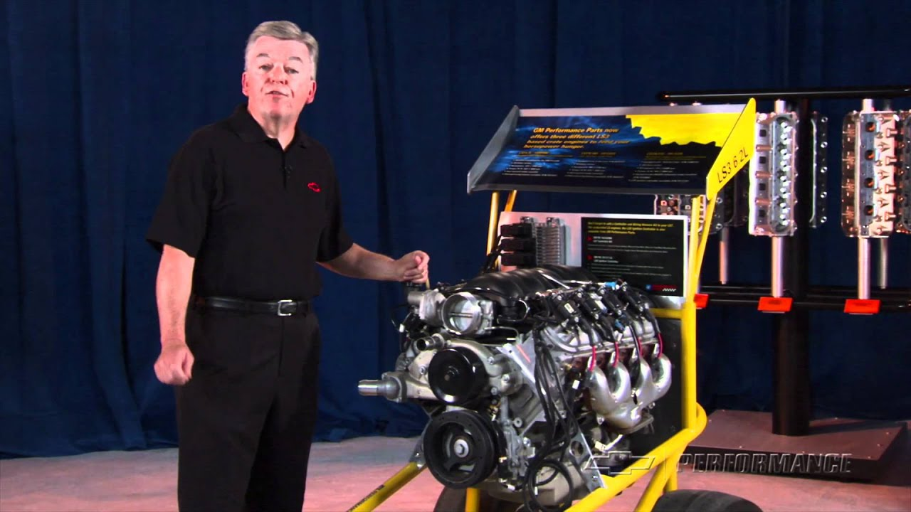 hight resolution of chevrolet performance parts 19370411 cpp ls3 376cid 495 hp crate engine