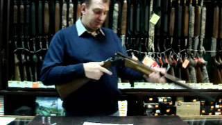 тОЗ-120-12М-1Е - разборка гладкоствольного ружья