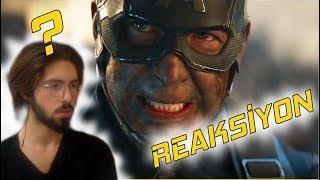 Avengers: Endgame - Official Trailer 2 reaksiyon (reaction)