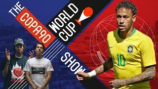 Will Neymar Prove His World Cup Greatness? | COPA90 WORLD CUP SHOW