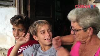 """""""Nunca esperé esto tan grande que me está pasando"""" – Anciana agradece ayuda de exiliados cubanos"""