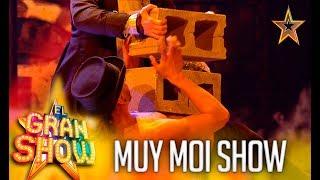 ¿Listo para ver ARDER EN LLAMAS los pantalones de MUY MOI? | El Gran Show | Got Talent España 2019
