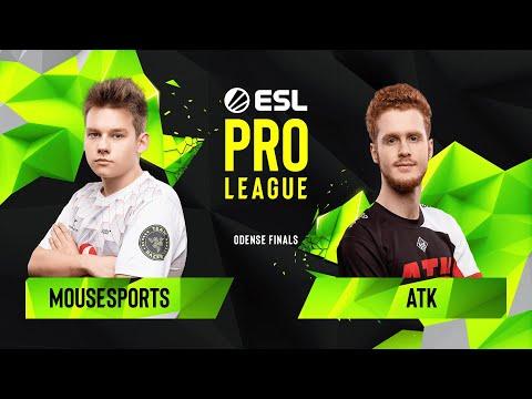 CS:GO - Mousesports Vs. ATK [Nuke] Map 1 - Group B - ESL Pro League Season 10 Finals