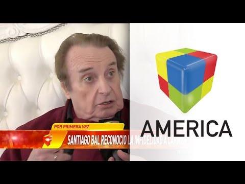 Santiago Bal: Carmen no me aflojó dos dientes, ¡me los sacó