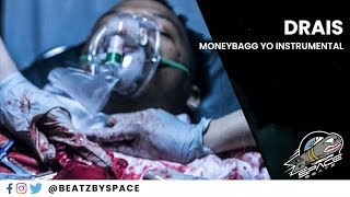 MoneyBagg Yo - Drais - Beat Instrumental Remake | 43VA HEARTLESS Type Beat