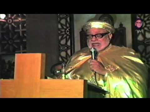 عظة للمتنيح القمص / بولس بولس - راعى كنيسة مارجرجس بدمنهور ( 2 )