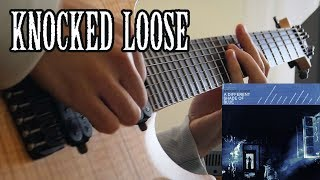 KNOCKED LOOSE - Mistakes Like Fractures (Cover) + TAB