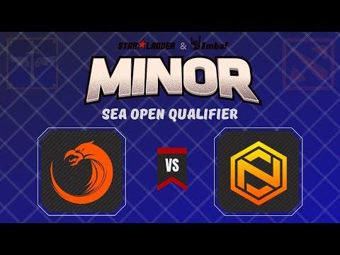 TNC vs PSDN / Bo3 / StarLadder ImbaTV Dota 2 Minor SEA Open Qualifier thumbnail