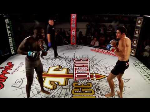 Cage Titans XXX: Patrick Crowley vs Fabio Cherant