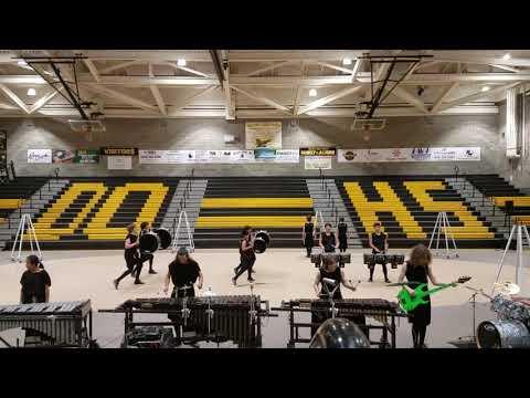 West Campus High School Drumline 2019 Del Oro