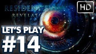 Resident Evil : Revelations - Let's play épisode #14 [PS3] J'ai oublié mon maillot de bain !
