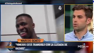 Marcos Benito: