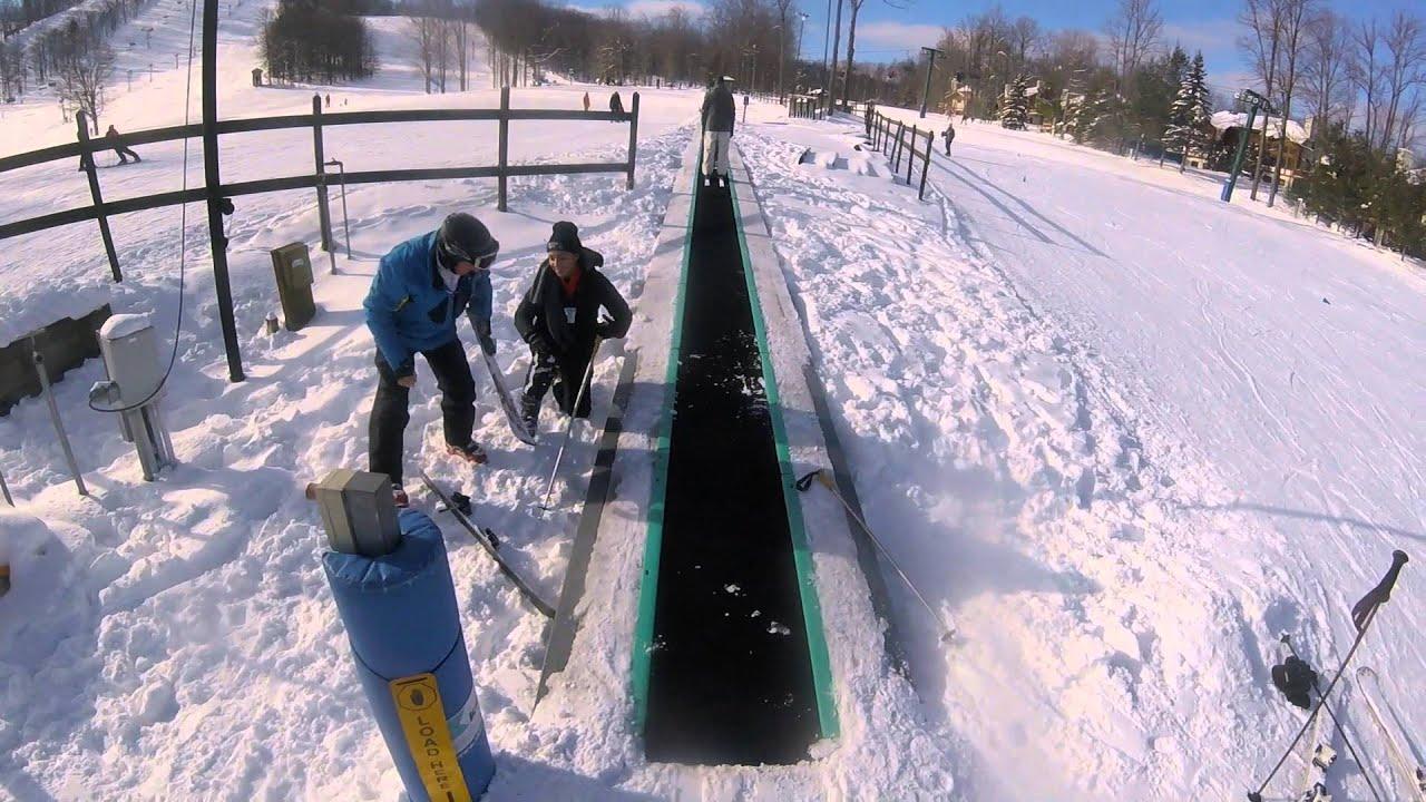 boyne mountain ski resort 2016 - youtube