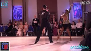 Approach the Bar with DanceBeat! Part 3! EUSDC 2019! Amateur Latin! Andrei and Karolina!