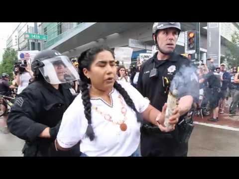 Native Woman Josie Valadez Fraire Arrested for Burning Sage
