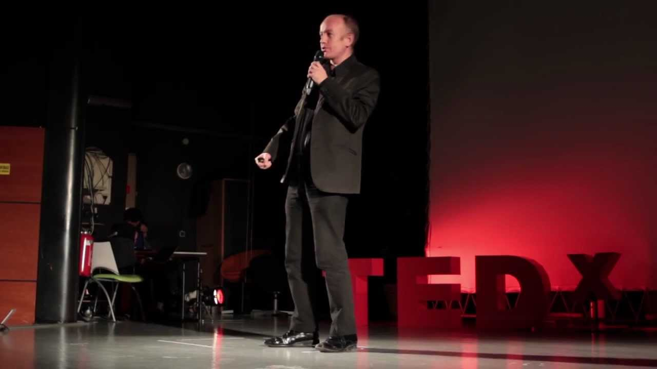 An easy road to painless parking: Christopher Dance at TEDxGrenoble