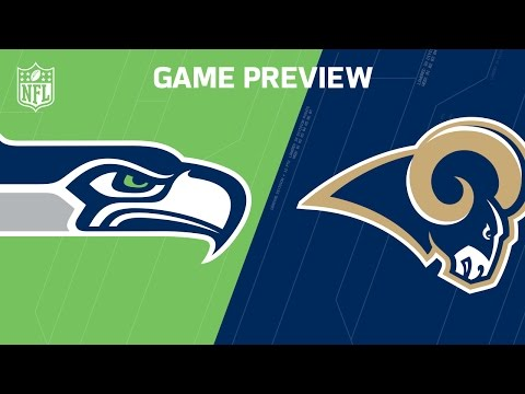 Seahawks vs. Rams (Week 2 Preview) | Around the NFL Podcast