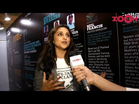 Parineeti Chopra talks about The Saina Nehwal biopic and The Girl On The Train film | Exclusive Mp3