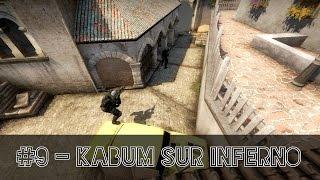 Guide CSGO - DCUP #9 - KaBuM et les smokes CPH