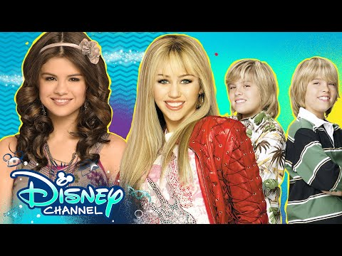 10 Year Anniversary | Wizards On Deck With Hannah Montana 🚢 | Disney Channel