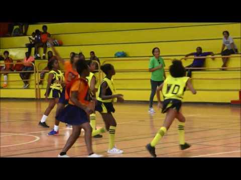 San  FernandoNetball League Matches @ Pleasantville Indoor Arena - June 4, 2016 en fin