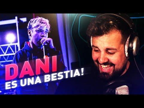 UNA BESTIA DEL FLOW! MEJORES MINUTOS DE DANI EN FMS 2018