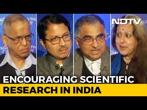Is Scientific Research In India On The Right Track?