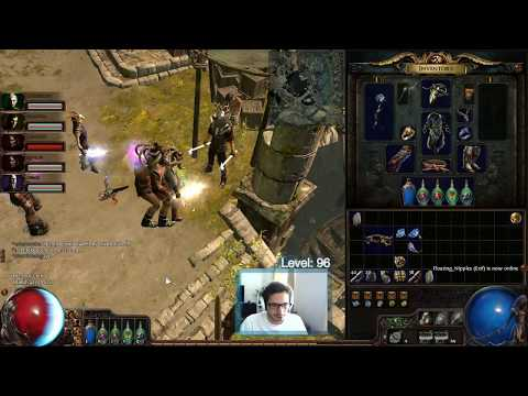 Best Solo Witch Build Poe