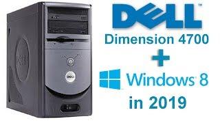Windows 8.0 x64 on a Pentium 4