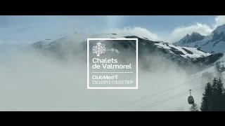 Discover the Valmorel Club Med Chalet-Apartments in the French Alps - Short version
