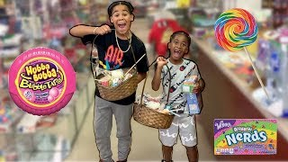 FamousTubeKIDS Candy Store Shopping Spree!