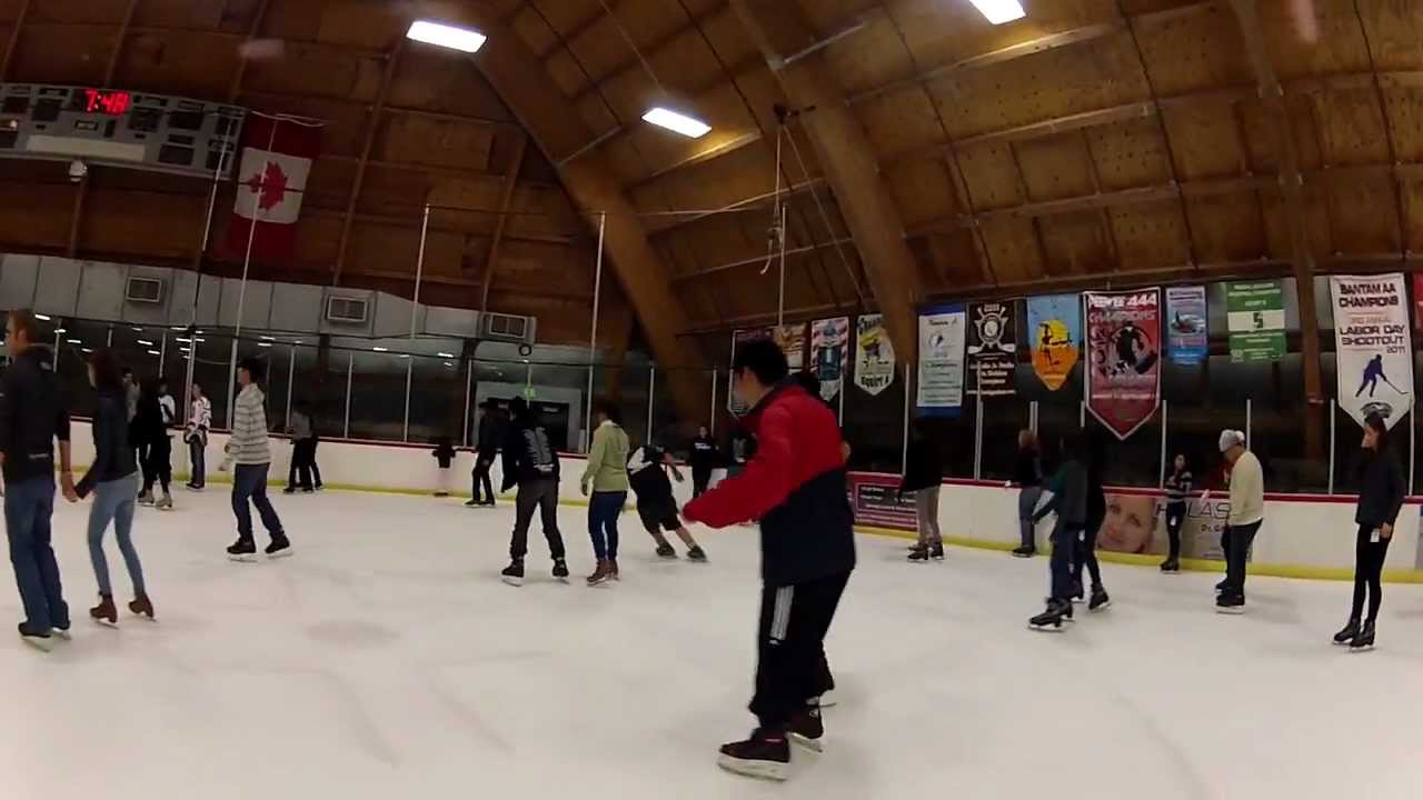 Learn to Skate - Figure Skating - Anaheim ICE