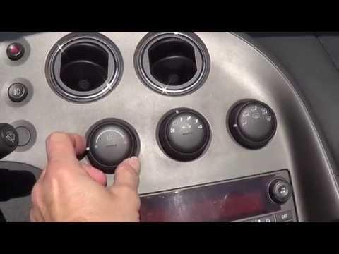 Pontiac Solstice Heat regulator Repair