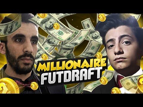 CHI VUOL ESSERE IL RE DEL DRAFT? MILLIONAIRE FUT DRAFT w/Ohm - FIFA 16 ITA