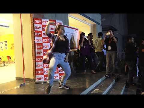 Smart India Hackathon 2018 coders Zumba Dance @NDIM