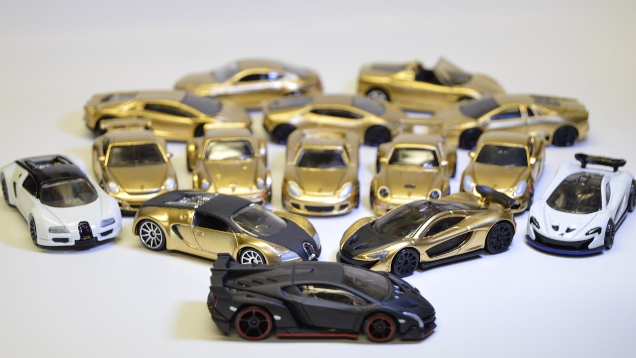 Hot Wheels Matchbox Exotic Cars Collection Youtube