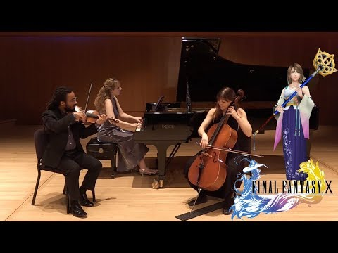 Trifantasy - Final Fantasy X: To Zanarkand (Trio Cover)