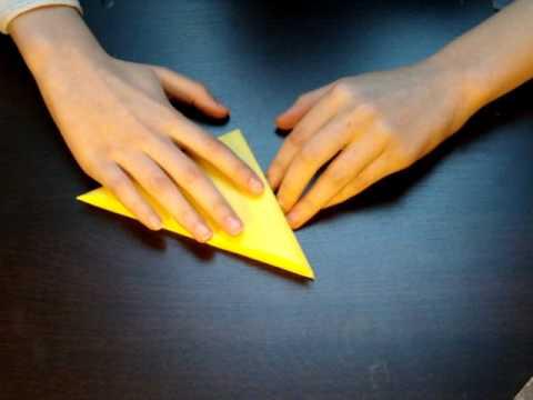 origami facile juju tete chat mpg youtube. Black Bedroom Furniture Sets. Home Design Ideas