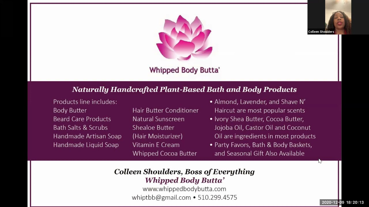Time for You with Whipped Body Butta
