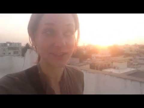 Last sunset in Hyderabad (My vlog #458)