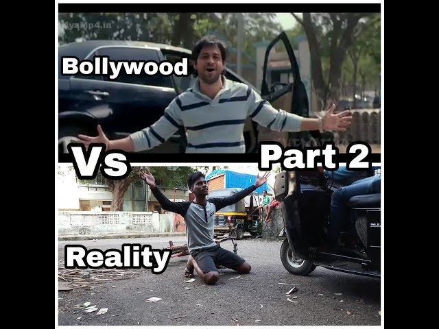 Bollywood vs reality | PART 2 | expectation vs reality | friends Tv