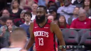 Houston Rockets vs Denver Nuggets | January 22, 2020