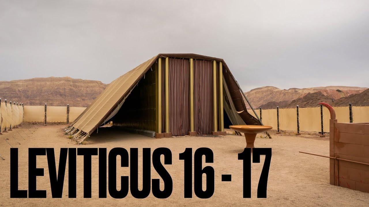 Leviticus 16-17 | Pastor Mark Abrams