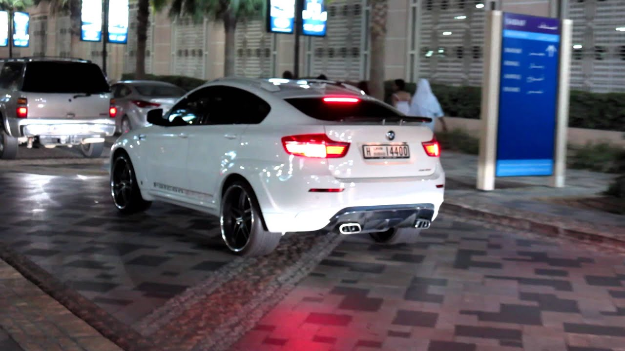 Falcon Sport Bmw X6m With Ac Schnitzer Rims Youtube