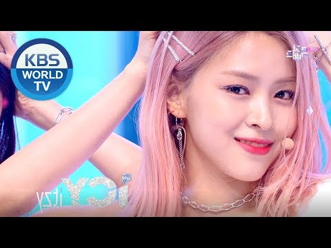 ITZY (있지) - ICY [Music Bank COMEBACK/ 2019.08.02]