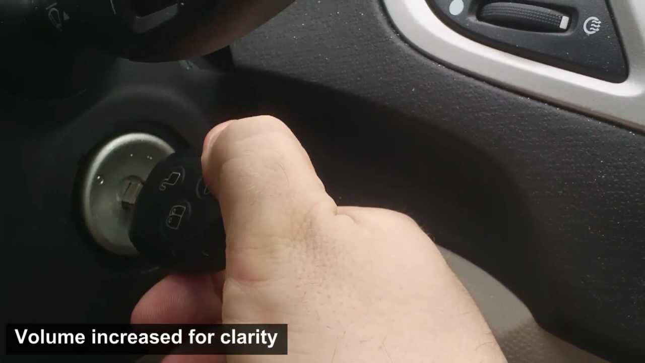 Ford Fiesta Start-Up Flaw (CPU-Based)