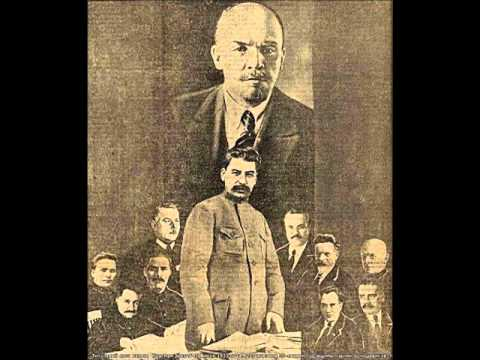 The Social-Democratic Deviation in our Party (By Stalin, 1926)