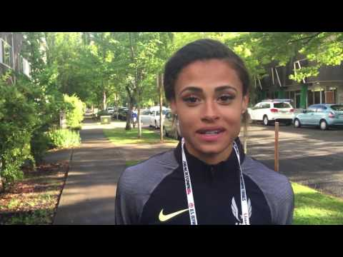 Thumbnail: 2016 USA Olympic Trials: Sydney McLaughlin Going to Rio
