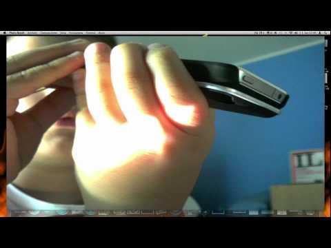 Tastiera Bluetooth Slide per iPhone 4 e 4S