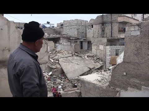 Syrie: un an après, Alep panse encore ses plaies